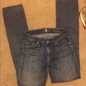 Seven for all mankind kimmie straightleg Jeans